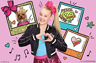 Trends International JoJo Siwa-Love Mount Wall Poster, 22.375