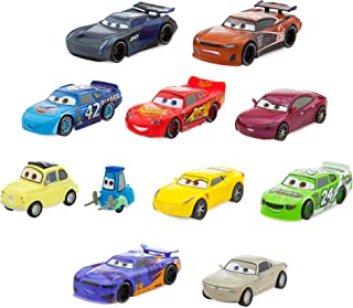 Disney Cars Deluxe Figure Play Set