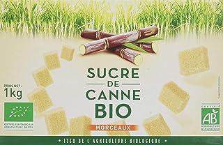Loiret & Haëntjens Sucre Morceaux Canne Bio 1 kg