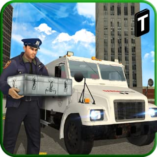 City Bank Cash-in-Transit Van Simulator
