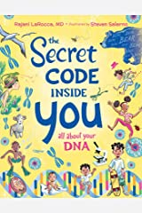 The Secret Code Inside You: All about Your DNA Hardcover