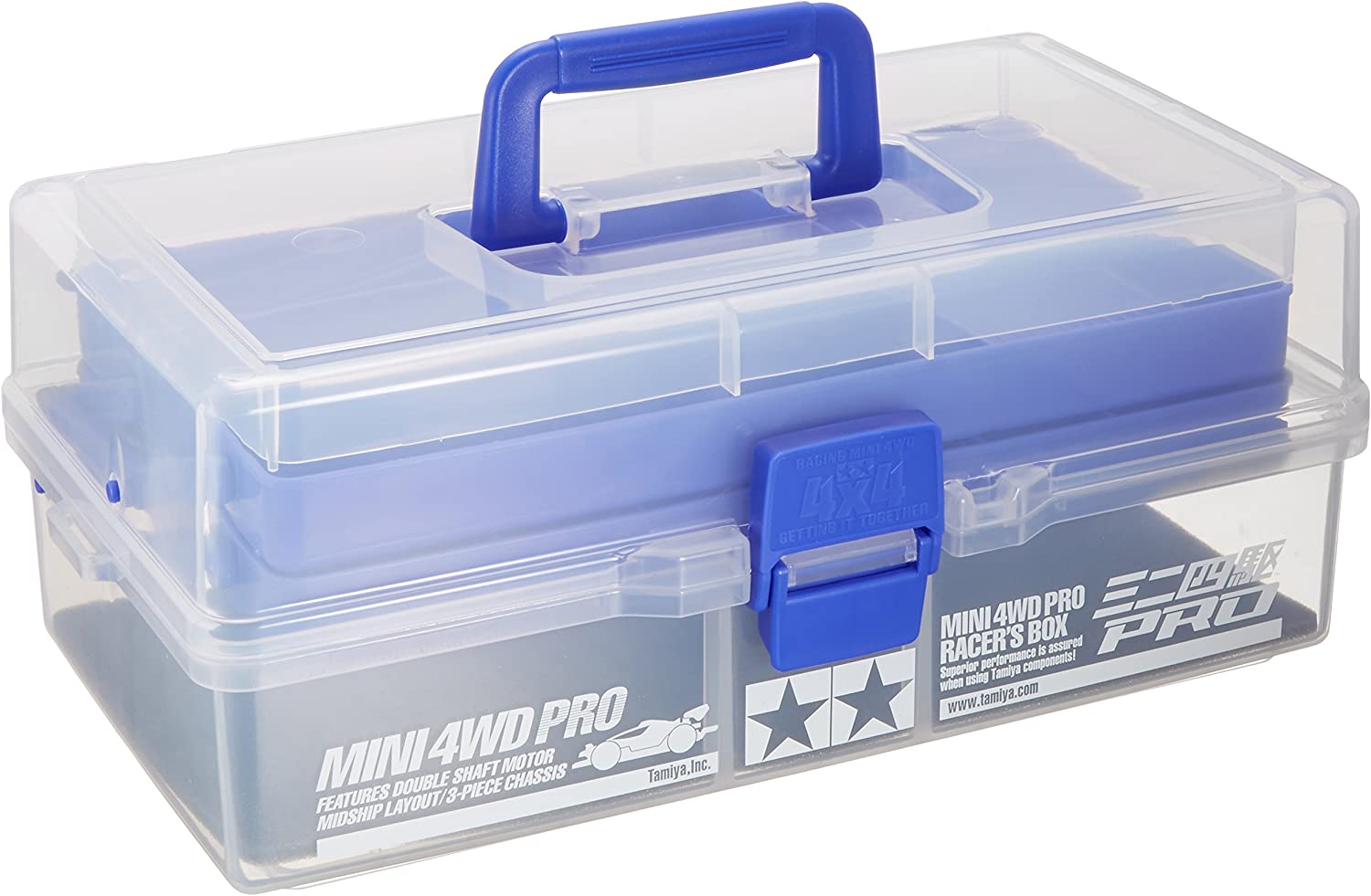 Tamiya JR Mini 4WD Pro Racer's Box (japan import)