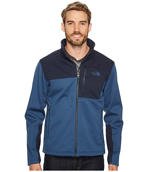 The North Face Apex Risor Jacket Shady Blue/Urban Navy From UK Low Shipping Fee Comfortable Online Outlet Countdown Package Outlet Visit New sJGZ8