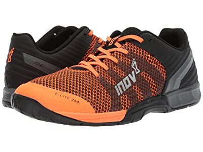 inov-8 F-Lite 260 Knit (Orange/Black) Men