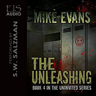 The Unleashing: The Uninvited, Book 4
