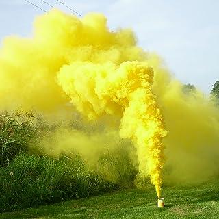 Raucherzeuger Mr. Smoke Typ 4 in Gelb