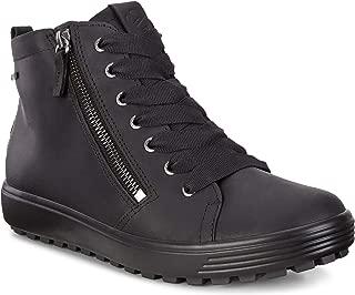 Ecco Womens Soft 7 Tred Nubuck Boots