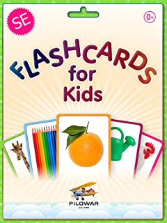 Flashcards for Kids (English Edition)