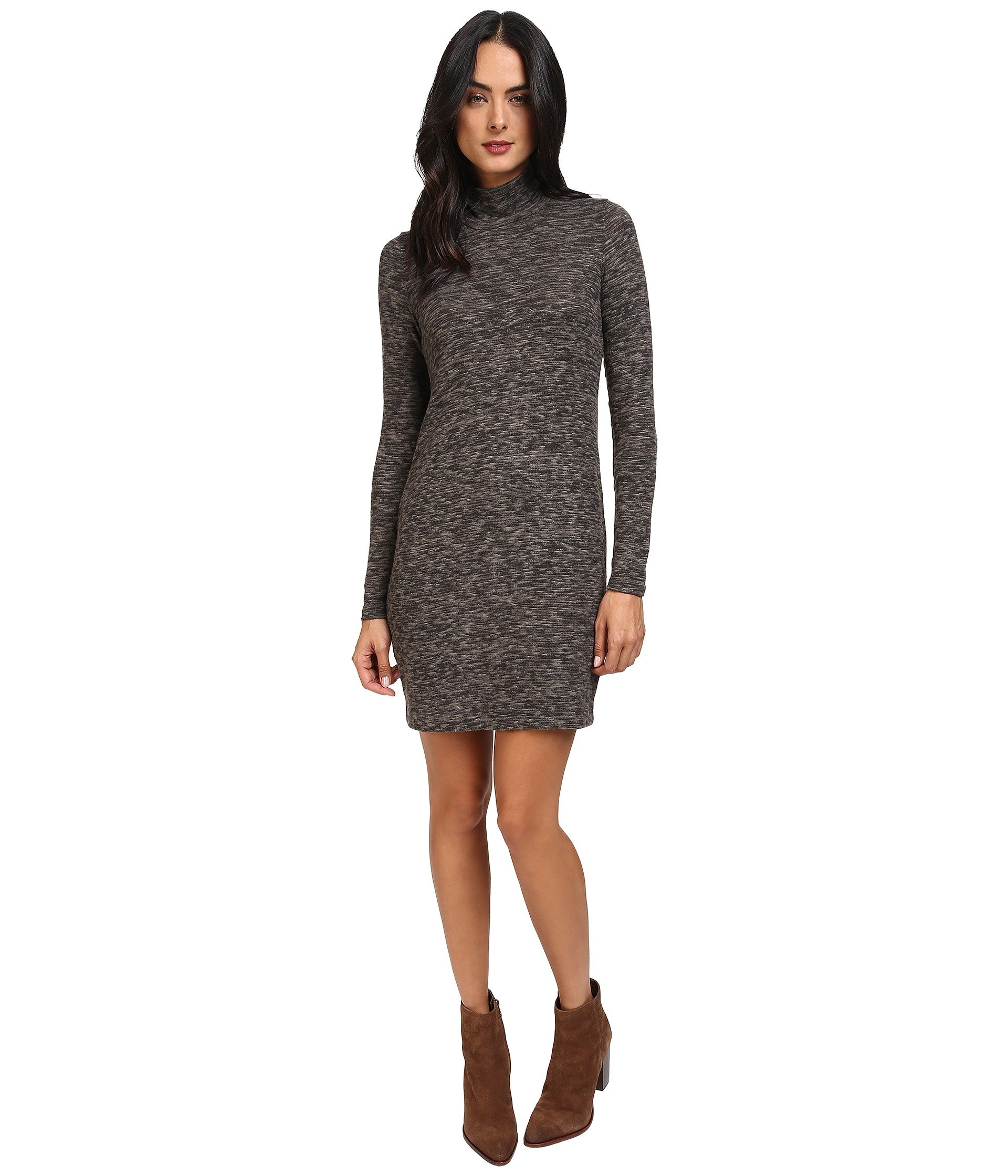 Silver Mountain Jersey Dress, Military