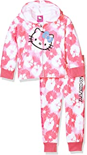 Hello Kitty Girls 2 Piece Embellished Active Set