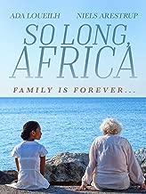 So Long, Africa