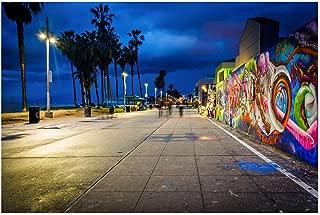 Noir Gallery Graffiti Venice Beach California 4