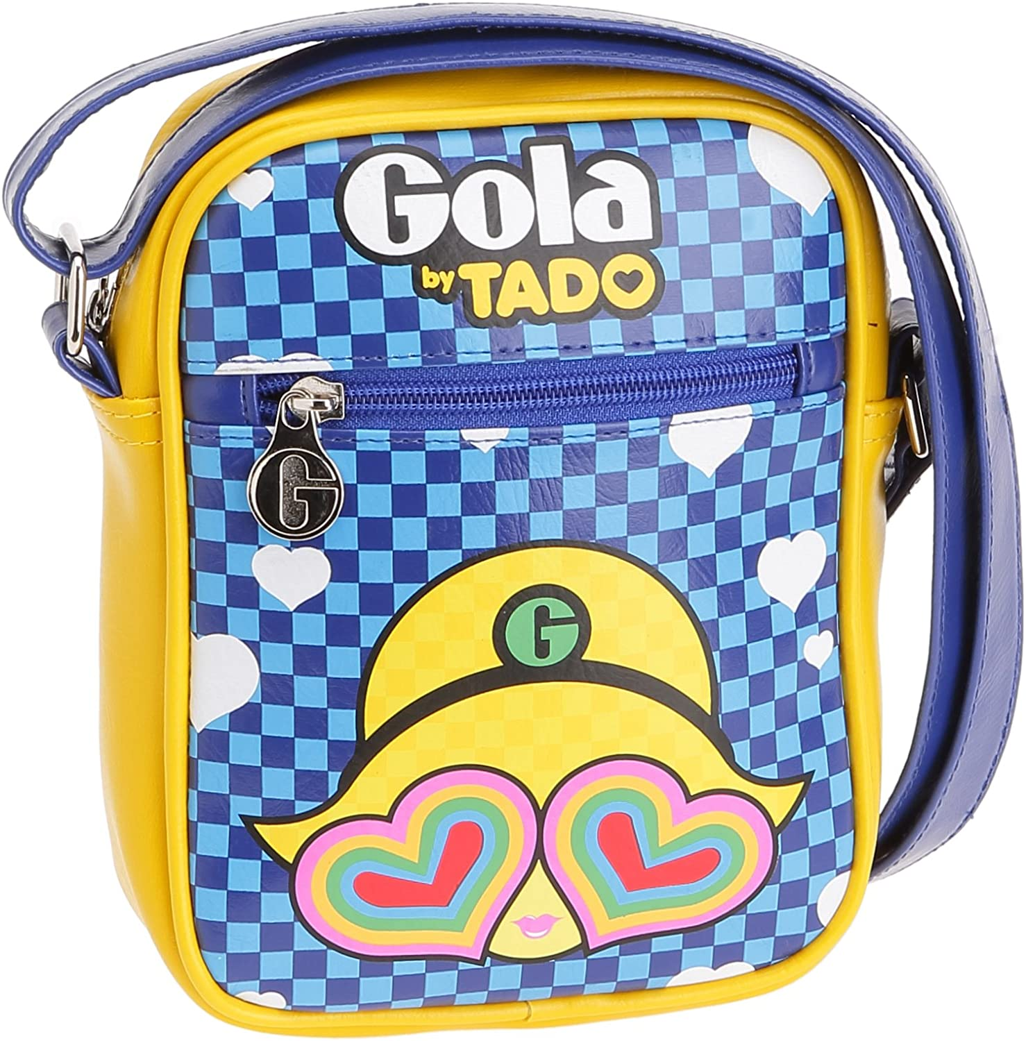 GOLA TUB188 MACLAINE BEAM Shoulder bag Women yellow blueE YELLOW MULTI UNI