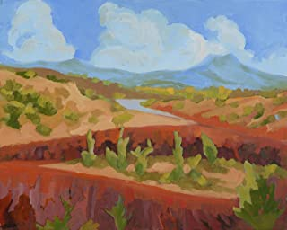 Best georgia o keeffe paintings new mexico Reviews