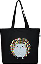 EcoRight Canvas Large Reusable Shopping Tote Bag with Zipper Pocket for Women 10 oz, Girls -