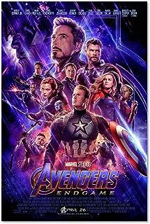 Printing Pira Avengers Endgame Poster - Official Art - 2019 Marvel Movie (24x36)