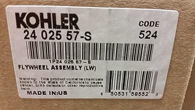 Kohler 24-025-57-S Lawn & Garden Equipment Engine Flywheel Genuine Original Equipment Manufacturer (OEM) part