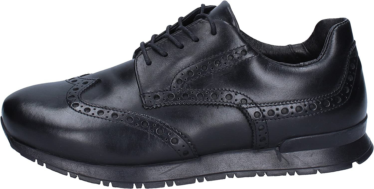 ROBERTO BOTTICELLI LIMITED Oxfords-shoes Mens Leather Black