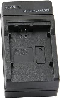 STK NP-FW50 Charger for Sony Alpha a6500 a5100 A7R II a6300 ILCE-6000L ILCE-6300 NEX-5 A7 a6000 A7sii a3000 A7 II ILCE-6500 NEX-7 DSC-RX10 III NEX-6