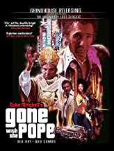 gone with the pope blu ray