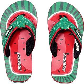 SOLETHREADS Watermelon (J)| Flip Flops for Kids