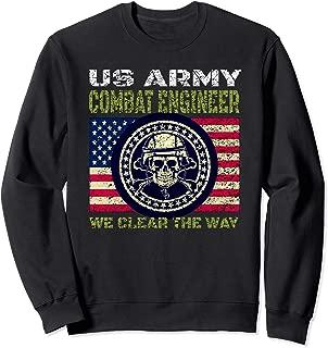 Combat Engineer For US Army Sappers Sweatshirt