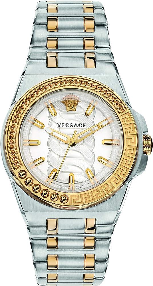 Versace orologio da donna in acciaio inossidabile VEHD00420
