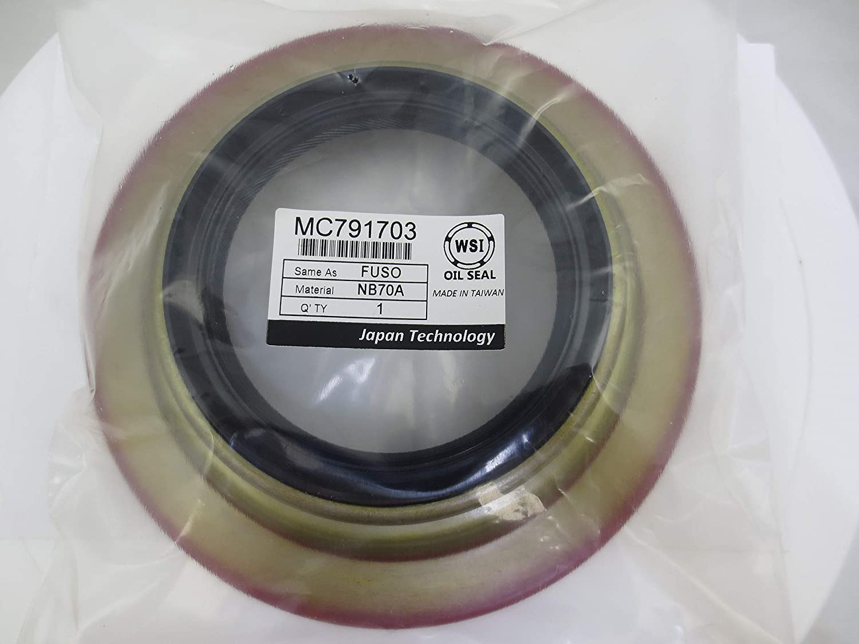 San Francisco Mall Max 47% OFF WSI MC791703 Oil FUSO Seal for