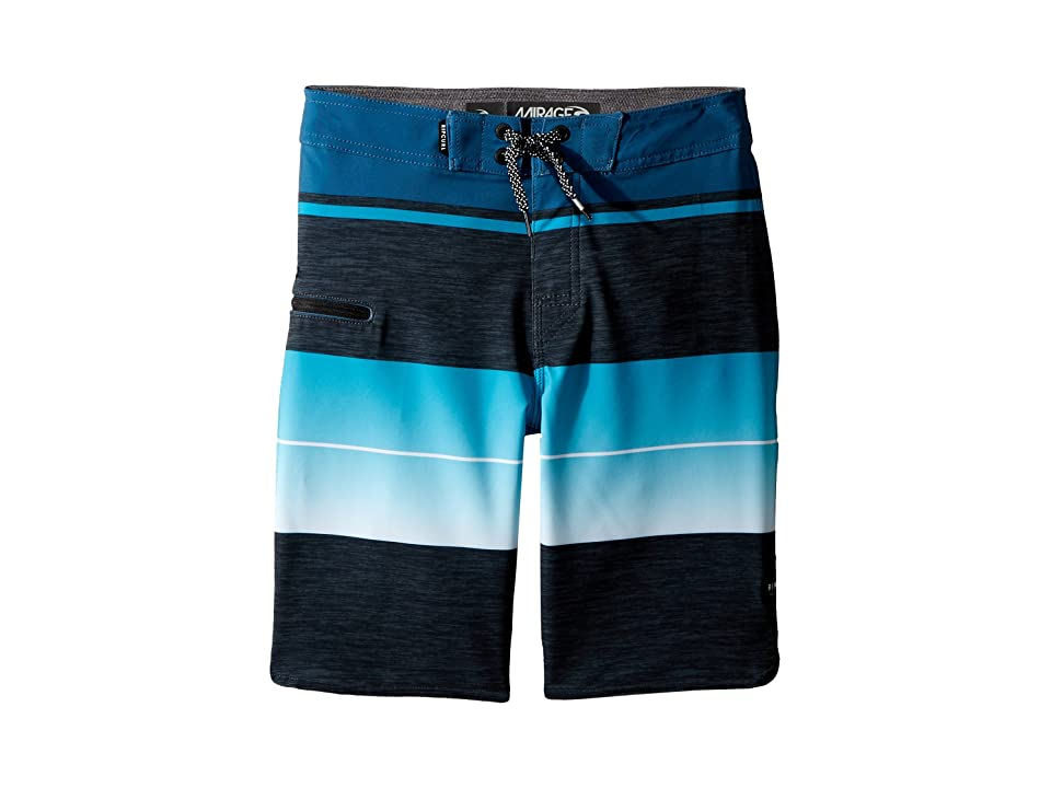 Rip Curl Kids Mirage Eclipse Boardshorts (Big Kids) (Blue) Boy