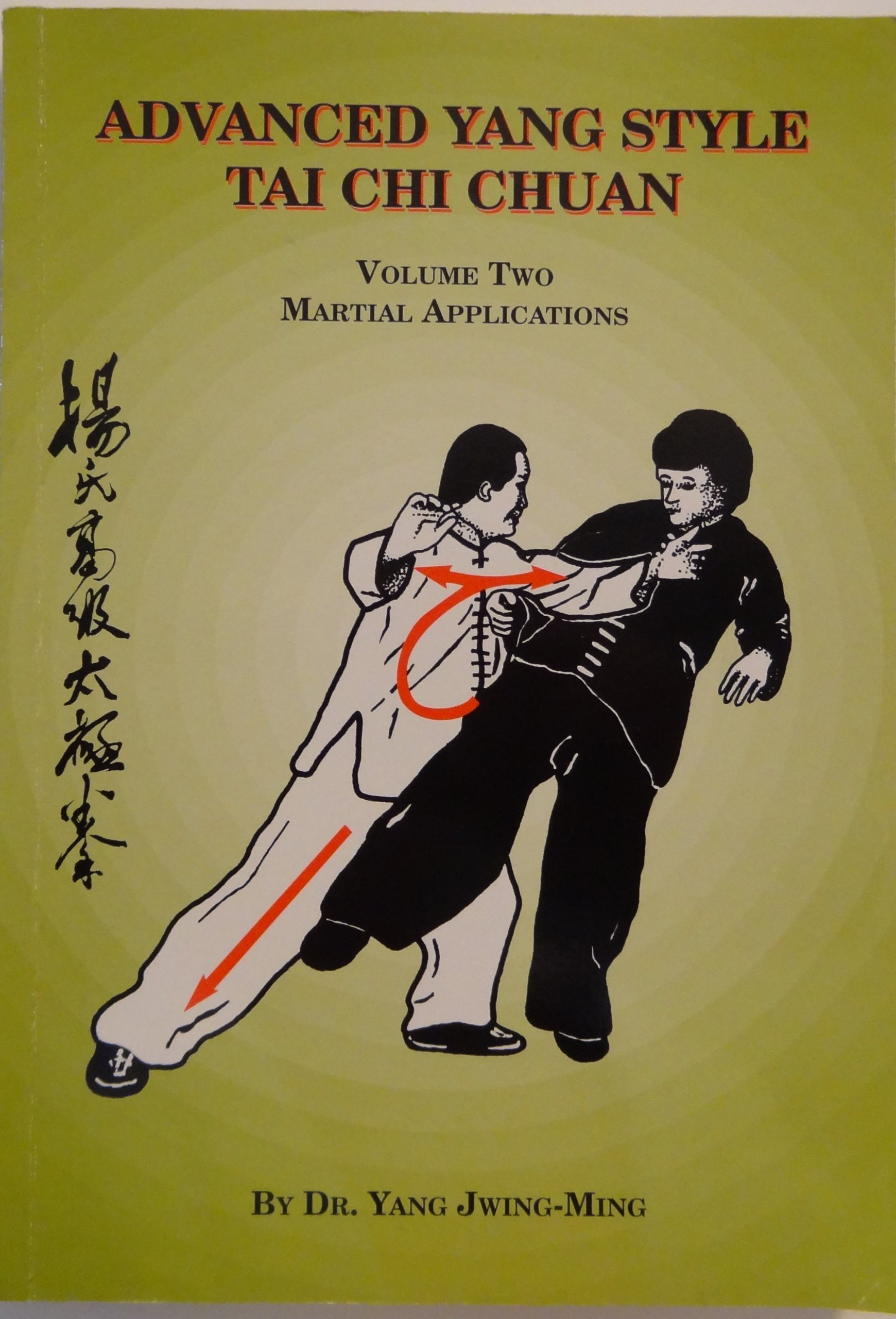 Image OfAdvanced Yang Style Tai Chi Chuan: Martial Applications