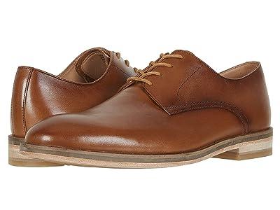 Clarks Oliver Lace (Tan Leather) Men