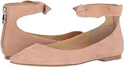 Medium Pink Savoy Suede