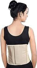 Wonder Care- Lower Back Brace Lumbar support Belt for Back Pain Flexible Lumbo Sacral Belt (Three Spring Steel Stays) B101-XXL