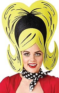 Morris Costumes Wig Foam Fun Flip