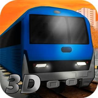 3D Train - New York Subway | New York Subway Railroad Simulator | NY Train Metro Simulator | Underground Train Sim | Rubway Race Train Driver Simulator