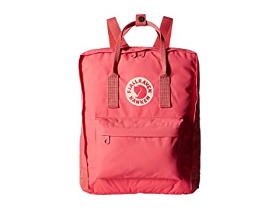 Fjallraven Kanken (Peach Pink) Backpack Bags