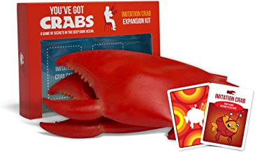 You've Got Crabs: Imitation Crab Expansion Kit