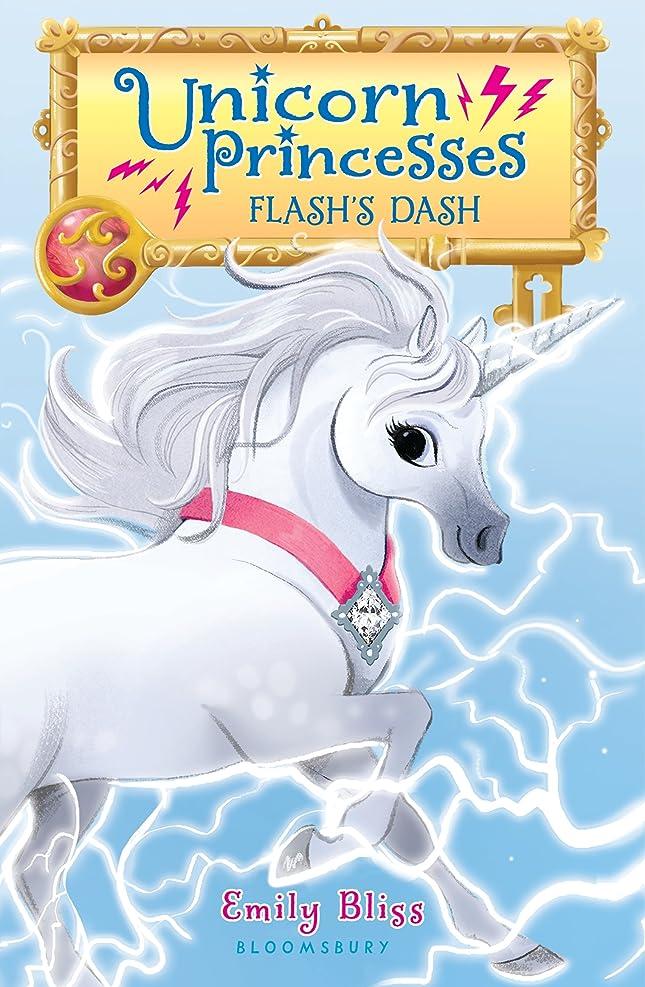 害虫子供時代執着Unicorn Princesses 2: Flash's Dash (English Edition)