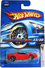 Hot Wheels 2006-033 First Editions Ferrari Spider F430 1:64 Scale