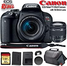Best canon t7i 18 135 Reviews