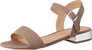 Dune London Womens Casual Wear Buckle Closure Sandals