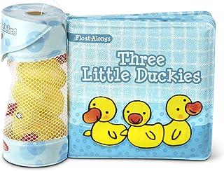 Melissa and Doug MD31200 Float-Alongs Three Little Duckies Bath Toy