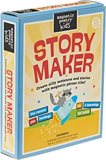Magnetic Poetry MP3385 Story Maker Orange