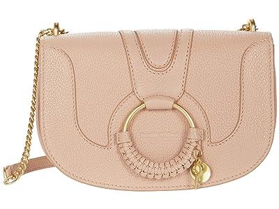 See by Chloe Hana Chain Crossbody Bag (Powder) Cross Body Handbags
