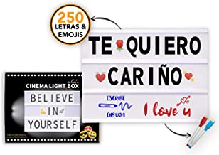 Amazon.es: cartel luminoso led