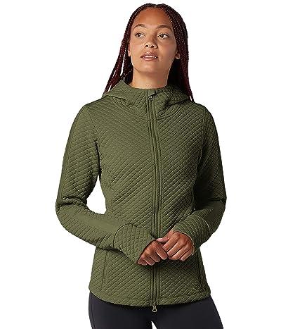 New Balance Heatloft Jacket (Nettle Green) Women