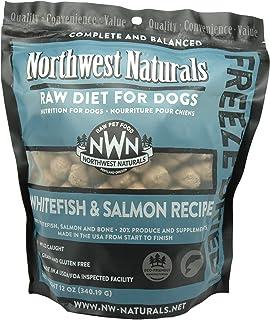 Northwest Naturals Whitefish & Salmon Freeze Dried Raw Nuggets 12oz