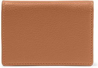 Leatherology Cognac Card Holder Wallet