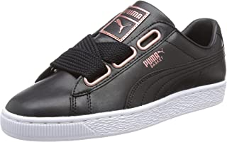 Women's Basket Heart Leather WN's Low-Top Sneakers