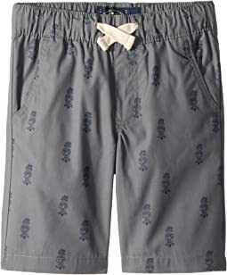 Lucky Brand Kids Printed Pull-On Shorts (Little Kids/Big Kids)